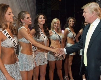 Is the Fix In on Miss Universe?