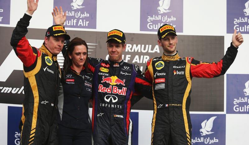 Sebastian Vettel Doesn't Need Team Orders To Win Bahrain Grand Prix
