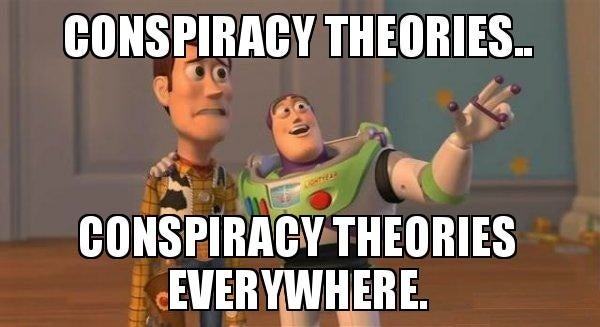 The Fine Line Between Conspiracy Theory And Rational Skepticism