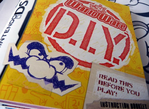 WarioWare: D.I.Y.'s Monster Manual: A Thick Primer On Micro-game Making