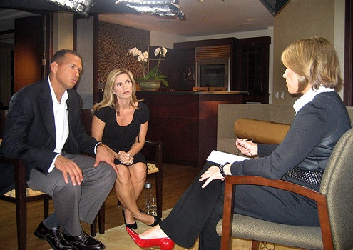 Alex Rodriguez Revealed His Simple-Minded Idiocy To Katie Couric Long Before This Mess