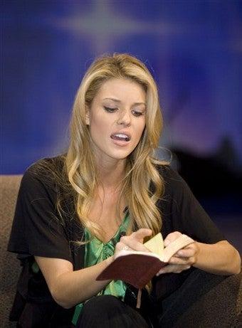 Carrie Prejean To Write Book, Edify World