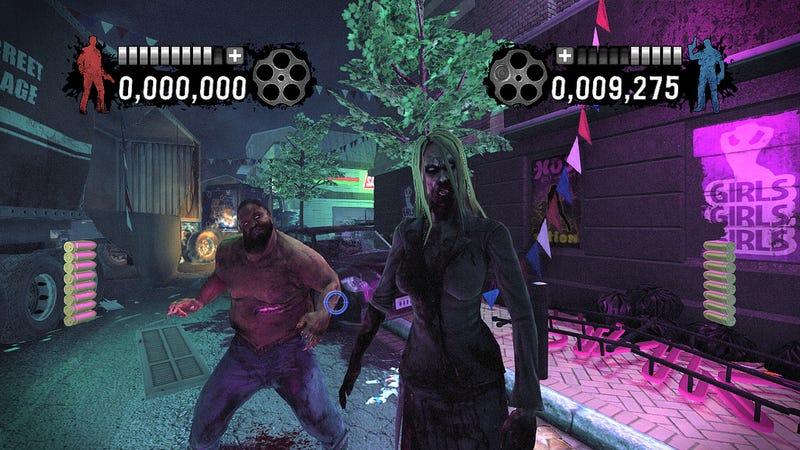 Who Wants To Be a Gun-Toting, Zombie-Killing Stripper?