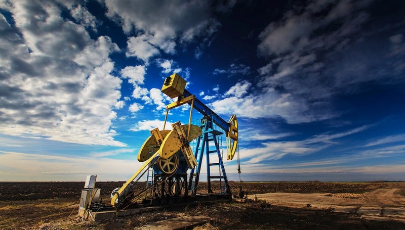 When Oil Pours, Crime Soars