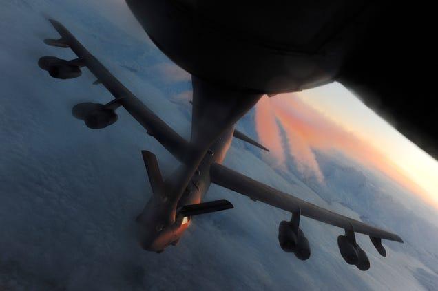 50 Totally Stunning Combat Aircraft Photos Taken Around Alaska