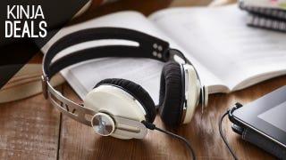 Sennheiser's Awesome Momentum Headphones are Cheaper Than Ever