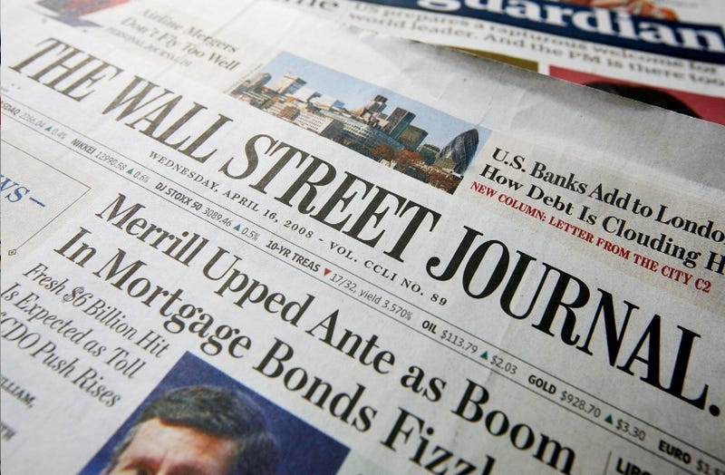 Dirty Tricks at The Wall Street Journal in Europe