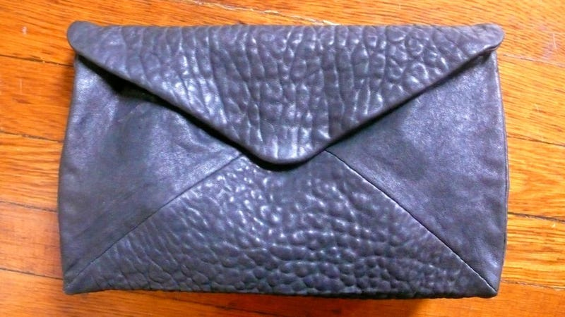 How To Make An Envelope Clutch