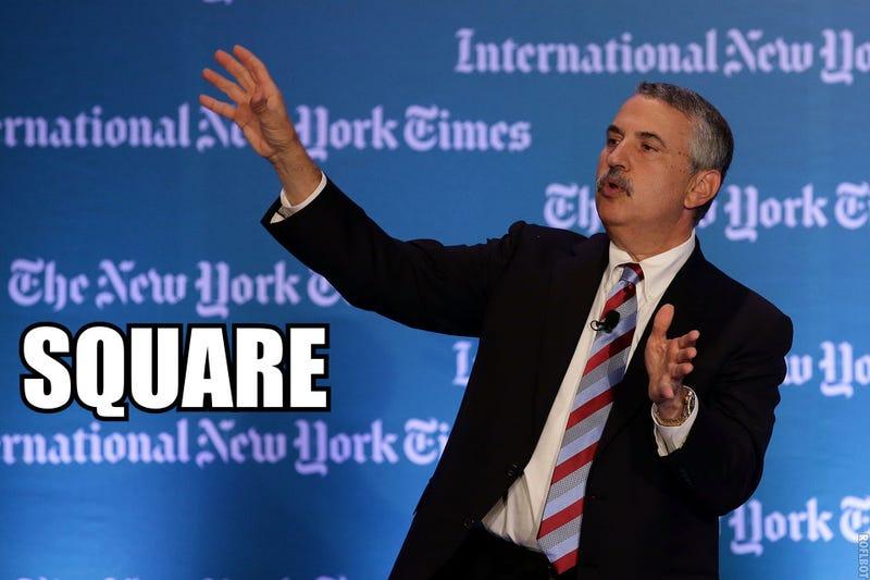 Thomas Friedman Learned a New Shape