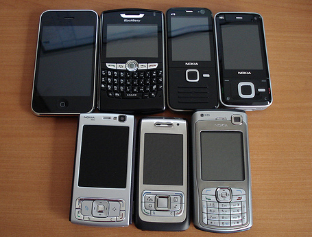 What Cellphone Is in Your Pocket?