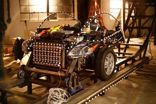 A Toyota Prius Was Hacked Into an Energy Generating Roller Coaster Just Because
