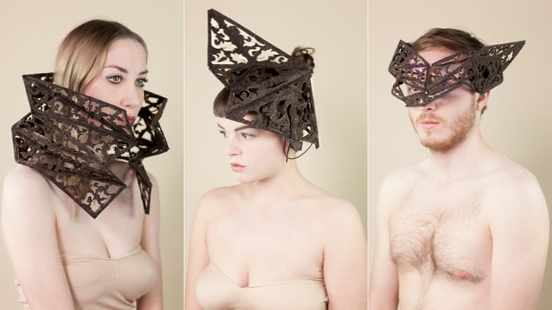 Tin Foil Hats Just Got a Major Hardware (and Fashion) Upgrade
