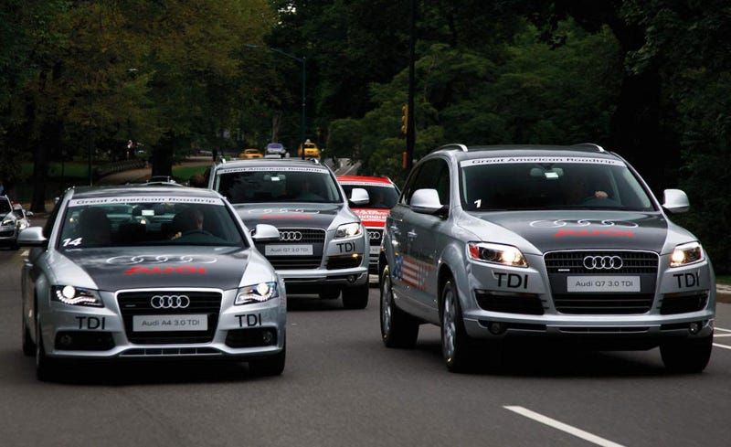 Audi delays next generation A4 and Q7
