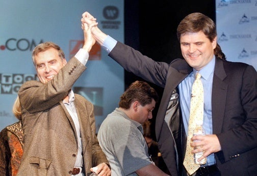 The AOL-Time Warner Saga Bookends One Sorry Decade