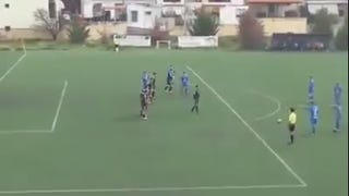 Outrageous Soccer Fight
