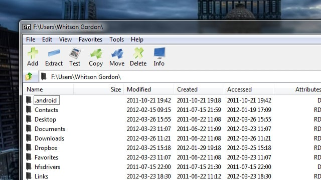 7-Zip Icons, Long Conversations, and Anti-Root Android Apps