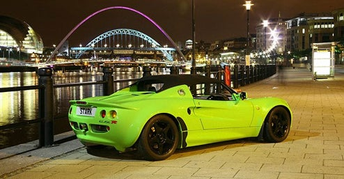 Stark Automotive Lotus Elise R Powered By VTEC, Distinguished By Silly Paint