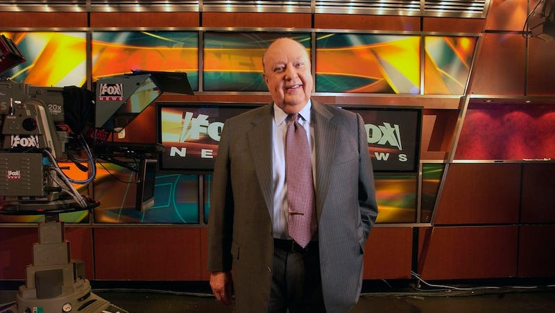New Book Says Roger Ailes Offered Staffer an Extra $100 a Week For Sex