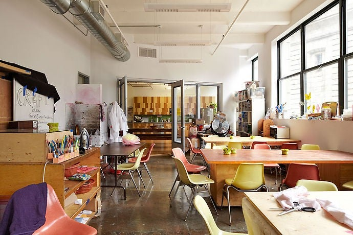 Crafters' Paradise: Inside the Offices of Etsy - Gallery