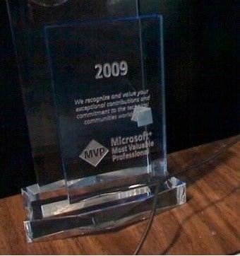 Google Tells Employee to Decline Microsoft Award