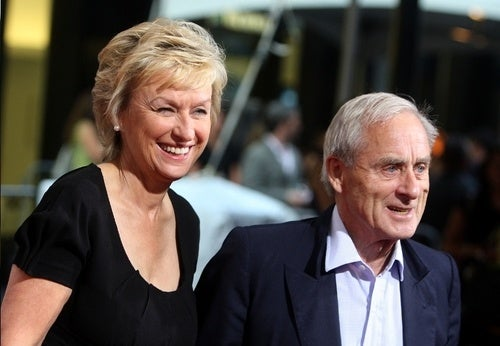 Media's Fanciest Couple Hit the Celeb Cruise Circuit