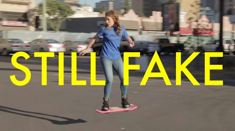 That Fake Hoverboard Was Just a Funny or Die Stunt