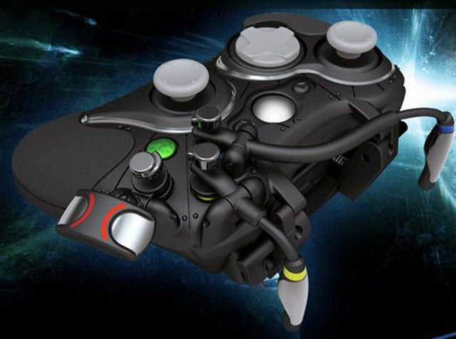 The Avenger: Xbox Controller Meets Aliens Power Loader