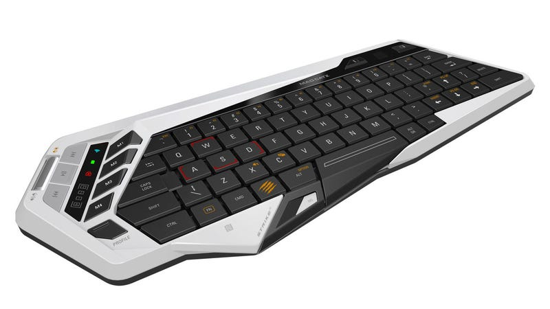 The Tiniest Gaming Keyboard You Ever Did See