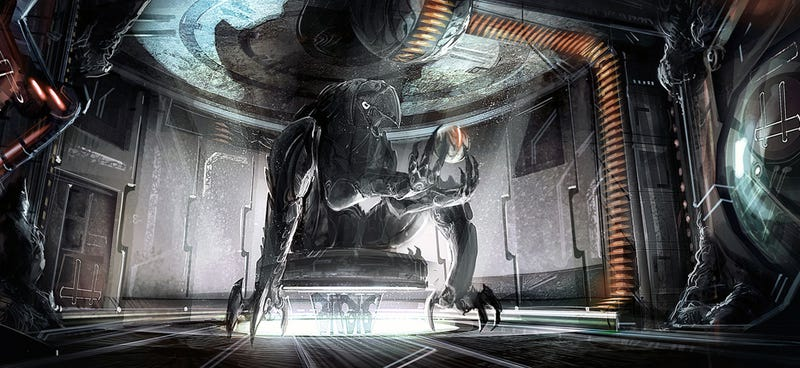 Metroid Prime's Coolest Concepts From The Cutting Room Floor