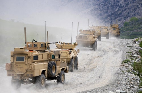 US Military Pays $400 A Gallon For Fuel In Afghanistan