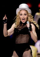 Warning: Madonna's Workouts May Ruin Your Life