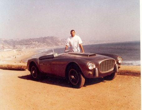 The car that made Steve McQueen a Ferrari poser