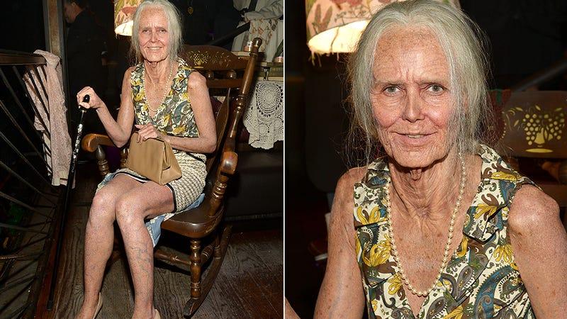 Heidi Klum Spent Halloween as a Wrinkled Old Lady