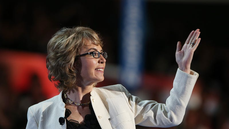Gabby Gifford's Husband Stares Down Her Shooter: 'Gabby and I Are Done Thinking About You'