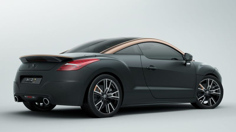 The Peugeot RCZ R Is A Badass French Coupe We Won't Get