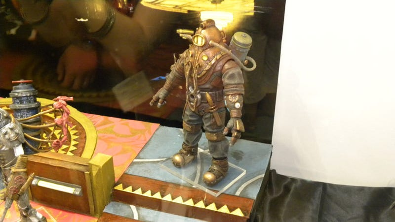 NECA's BioShock Toys Are Disturbingly Awesome