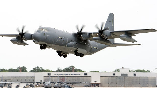 The Air Force Special Ops Receives Its First C-130J Combat Shadow II