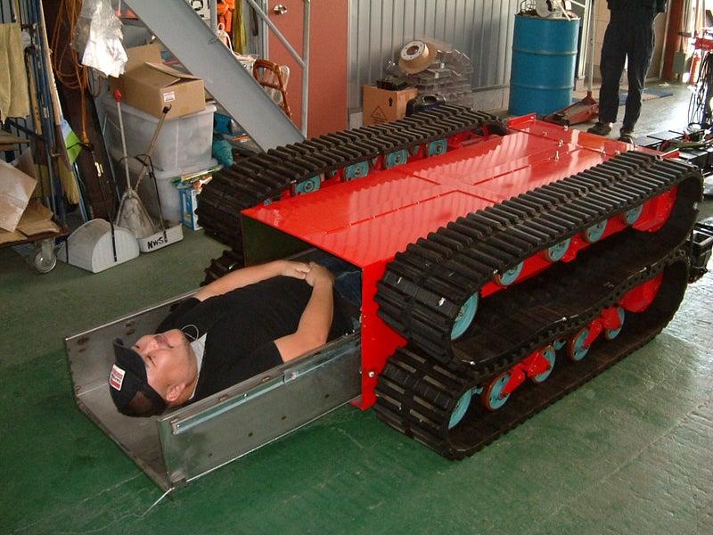 Meet the Newest Member of Yokohama's Mechanized Earthquake Rescue Brigade