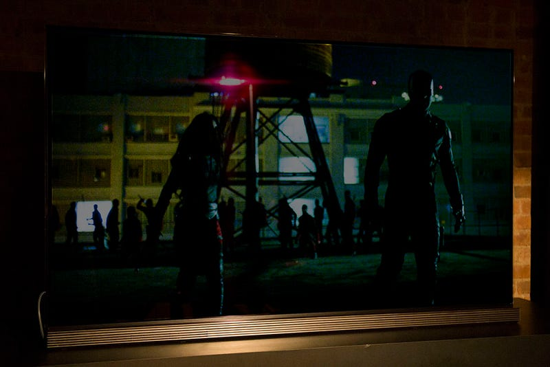 You Haven't Lived Until You've Watched Daredevil on LG's $8000 OLED TV
