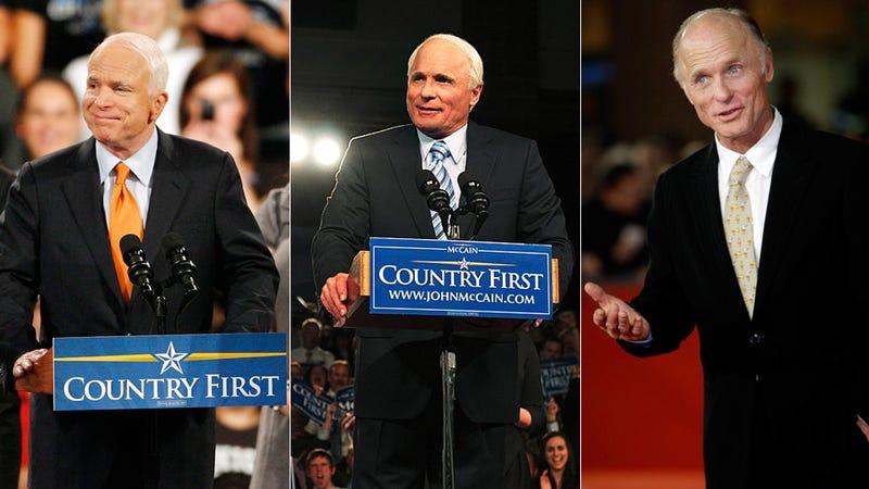 Here's Ed Harris as Your HBO John McCain