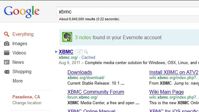 Evernote Firefox Extension Updates with More Clipping Options, Integrates with Google Search