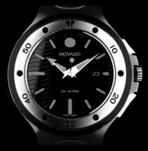 Movado 800 Watch Unveiled