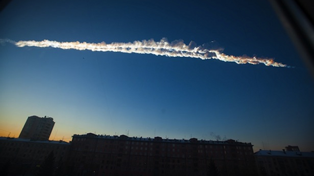 Scientists Figured Out Where That Russian Meteor Came From