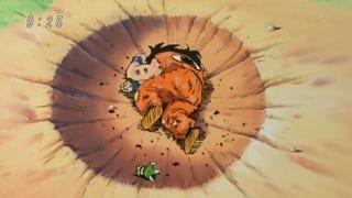 <i>Dragon Ball</i> Failure Meme in C