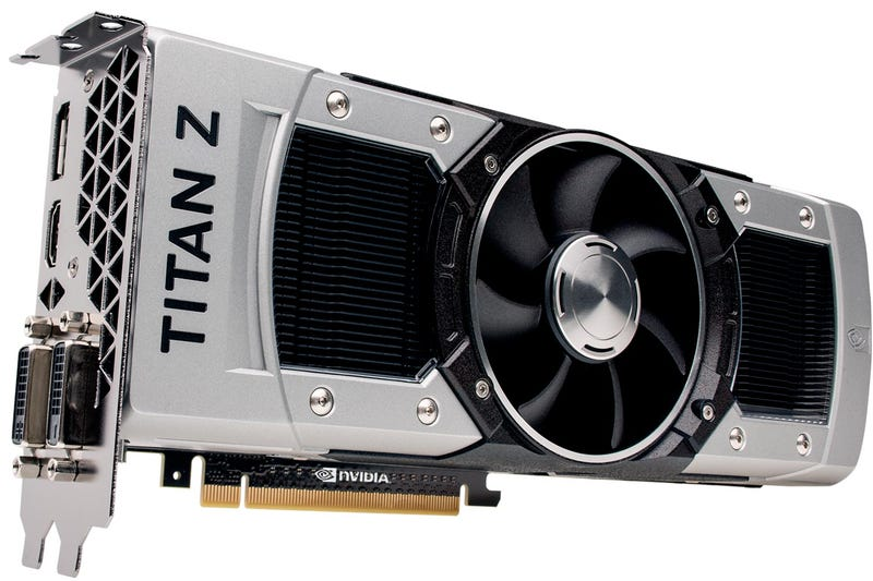 Nvidia Launches Its Most Powerful (And Expensive) Video Card Yet