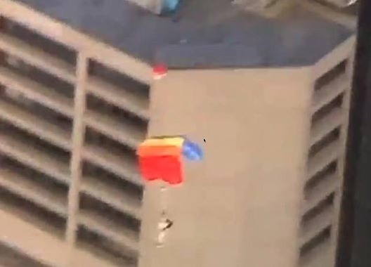 These Guys Skipped Out on a Bar Tab By Parachuting Off a 63 Story Skyscraper