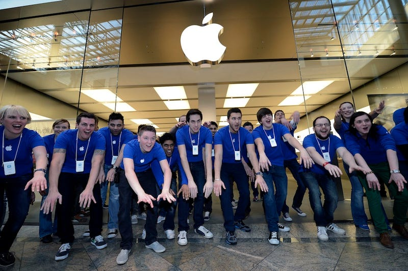 Retail Therapy: Inside the Apple Store