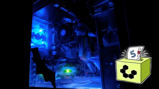 Five Best Custom PC Builders
