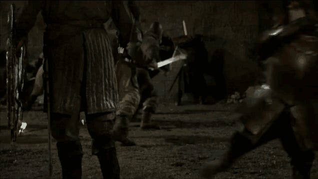 Here Now, The Very Best Ultraviolence From Sunday's Epic Game of Thrones