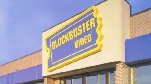 Blockbuster's Finally Going Bankrupt